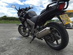 2010 Honda CBF only 8k miles