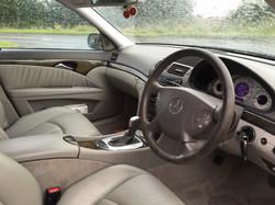 Mercedes E320 FSH NEW MOT