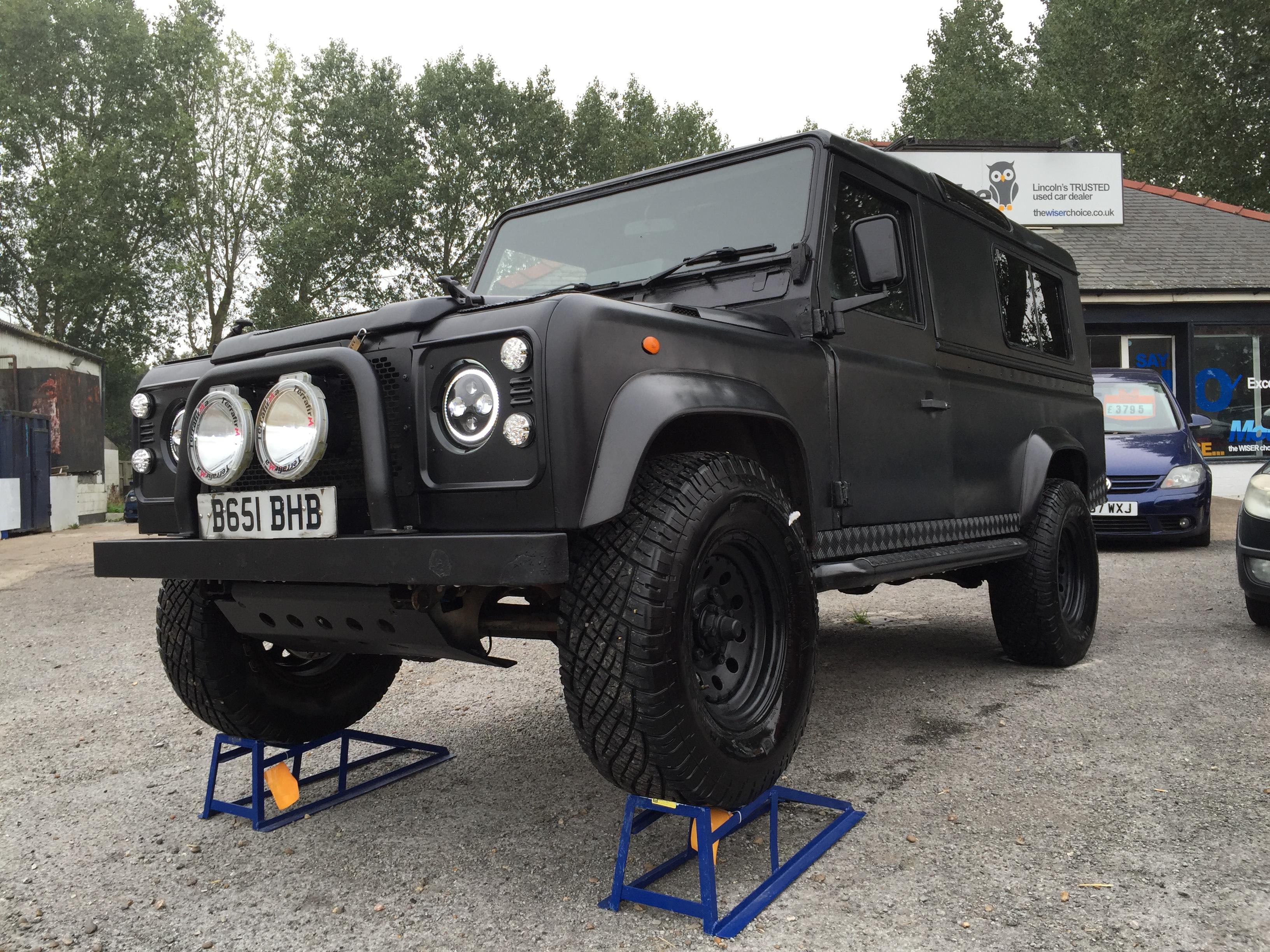 1984 Defender 110 Custom