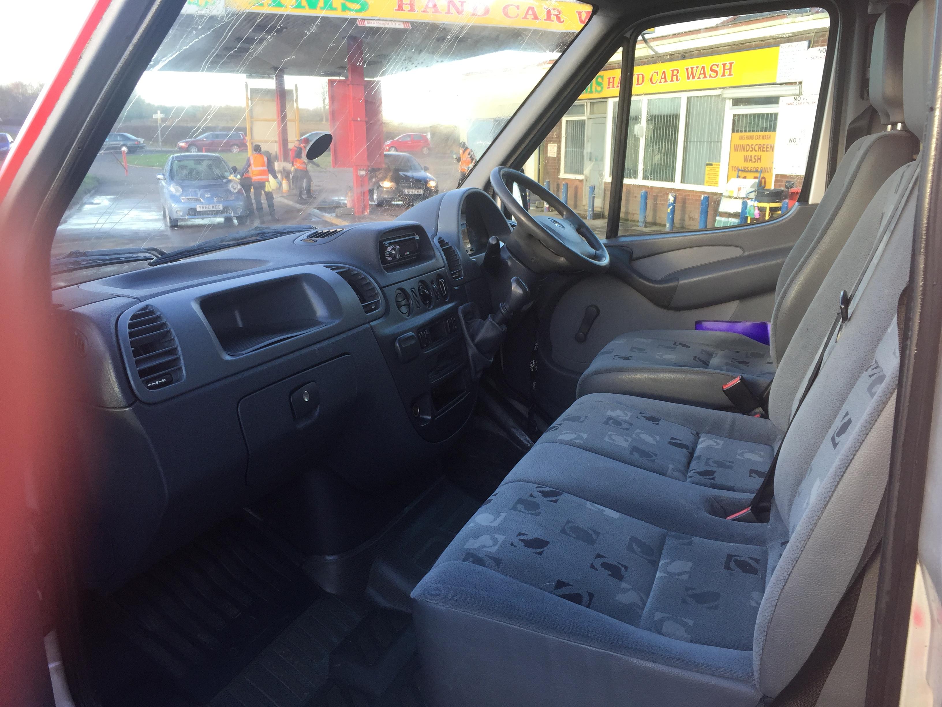 Mercedes Tour Van / Crew Van