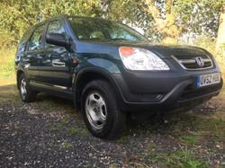 Honda CRV FSH only 86K Bargain!