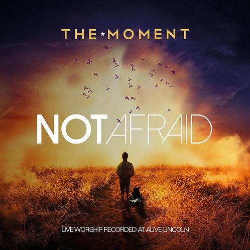 Not Afraid - LIVE ALBUM