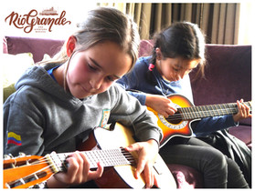 Guitarra en RioGrande