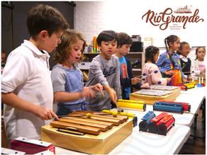 Instrumentos en RioGrande