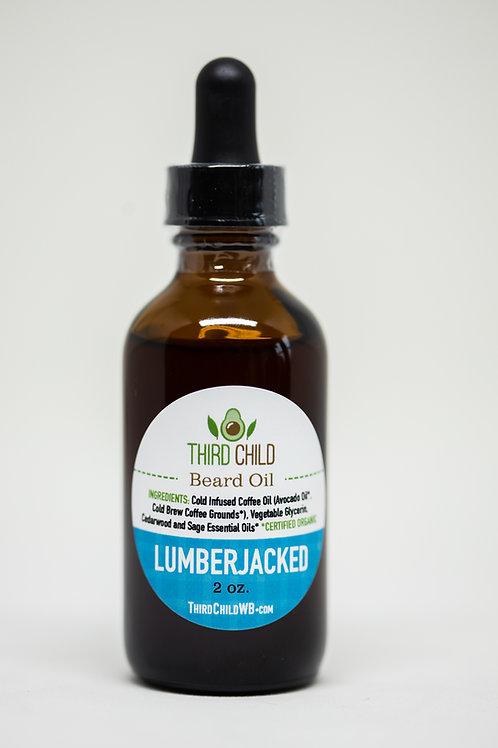 Beard Oil 2 oz - Lumberjacked
