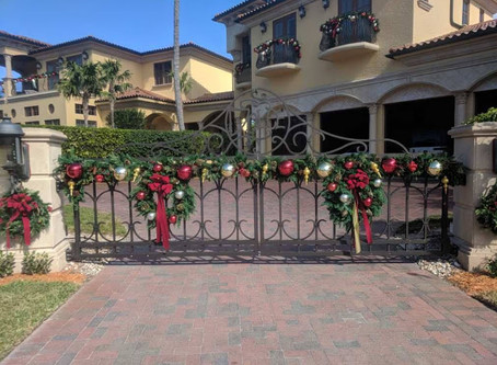 GATE DECOR HOLIDAY TIPS!