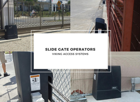 Viking Slide Gate Operators
