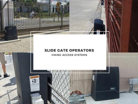 Viking Slide Gate Operators