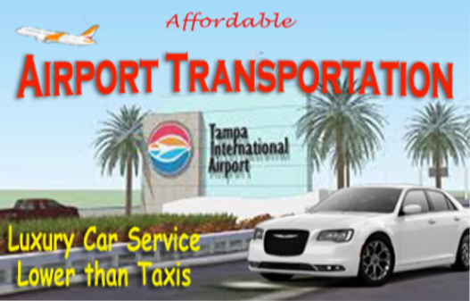 Tampa Airport Transportation - Luxury Car Service