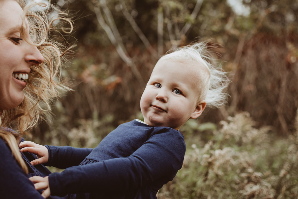 moody motherhood portrait | waterford, wi