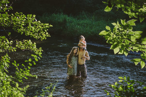family/maternity photography | white river state park, burlington, wi