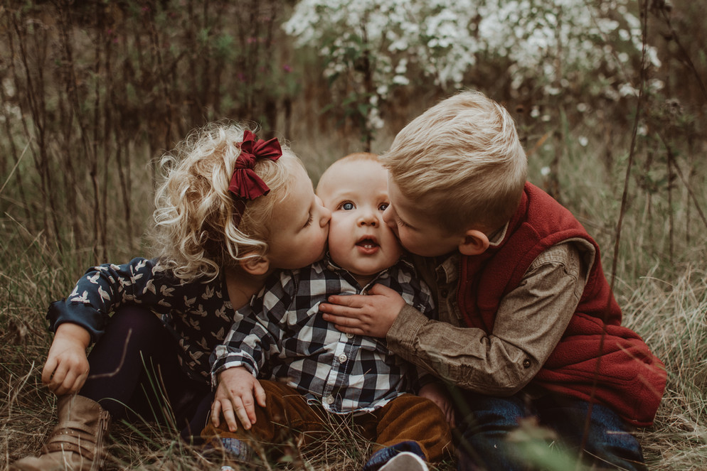 family photography session | price park, elkhorn, wi