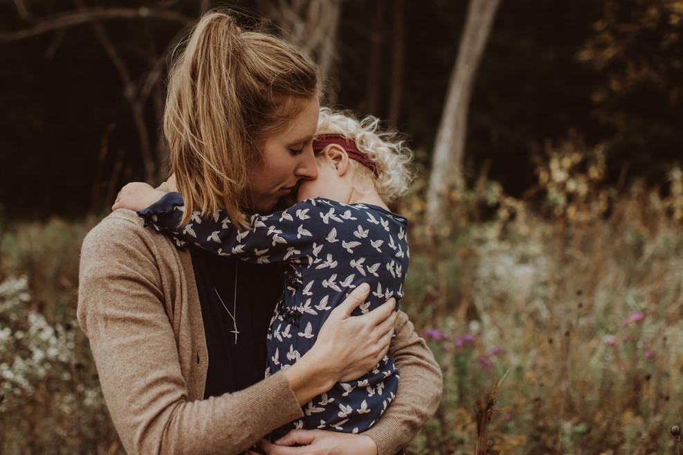 motherhood portrait photography | price park, elkhorn, wi