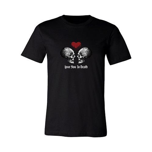 True Love Never Dies Graphic Tee