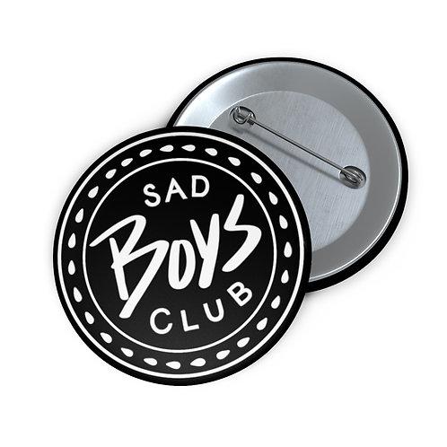 Sad Boys Club Pin Buttons