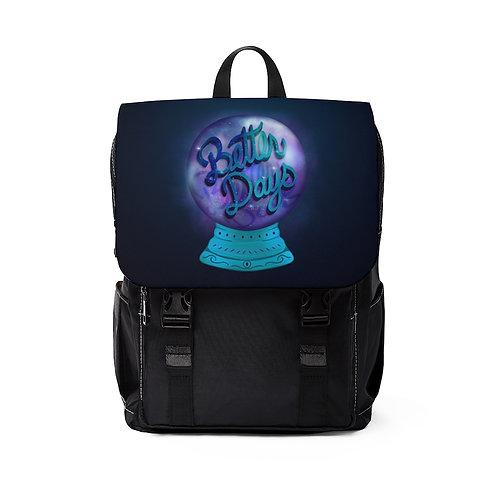 Better Days Shoulder Backpack