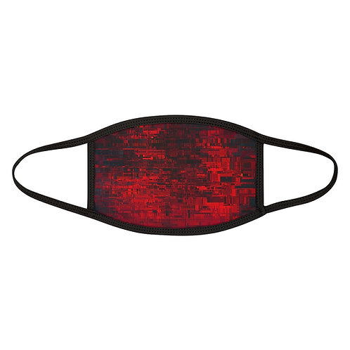 Red Cyberpunk Mask