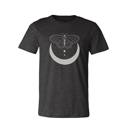 Butterfly Crescent Tee