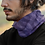 Thumbnail: Feather Pattern Neck Gaiter