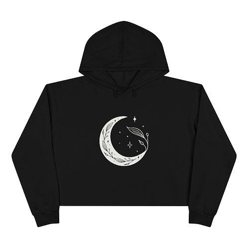 Lunar Crop Hoodie