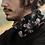 Thumbnail: Vintage Floral Neck Gaiter