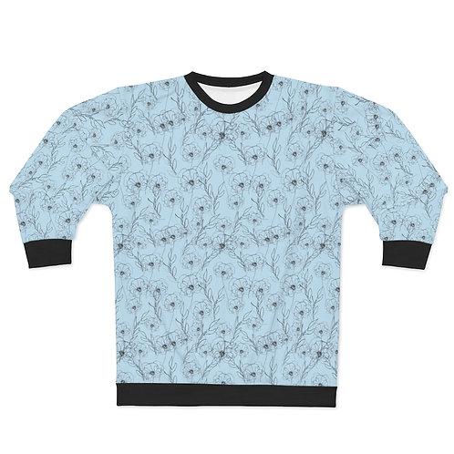 Floral Swirls Sweatshirt