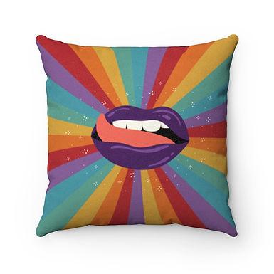 Taste the Rainbow Pillow