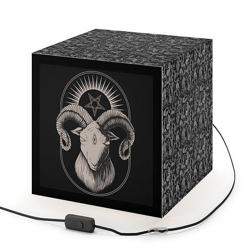 Satanic Goat Lamp
