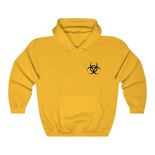 Toxic Accent Hoodie