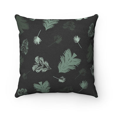 Color Pines Pillow