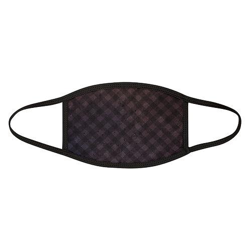 Grunge Plaid Mask