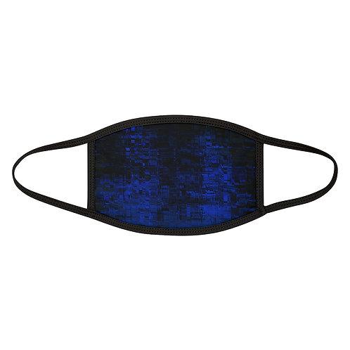 Blue Cyberpunk Mask