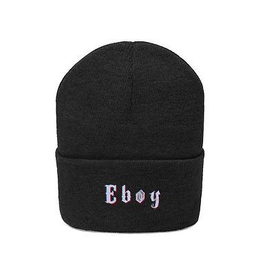 Eboy Embroidered Beanie