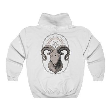 Satanic Goat Light Hoodie