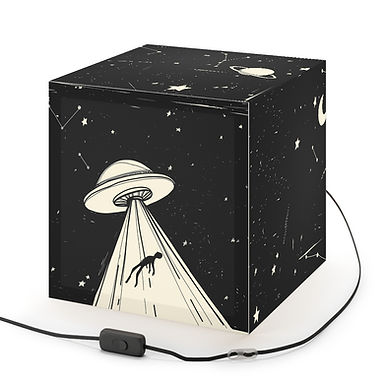 Another UFO Cube Lamp