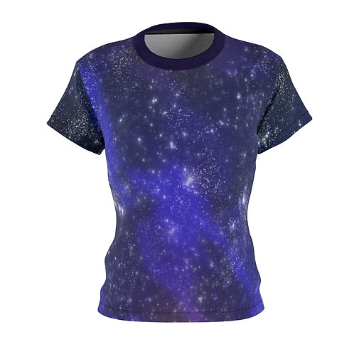 Starry Night Fitted Tee