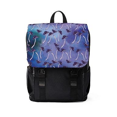 Magic Mushroom Shoulder Backpack