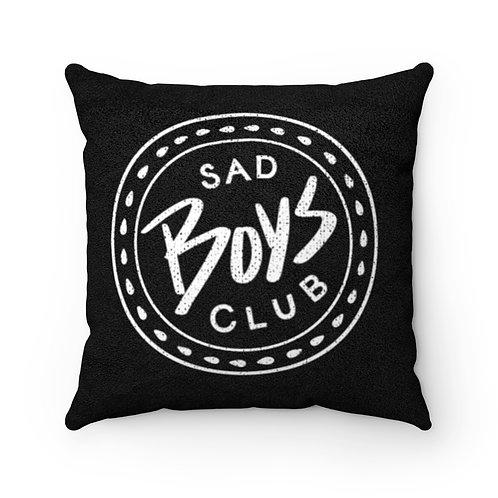 Sad Boys Club Pillow
