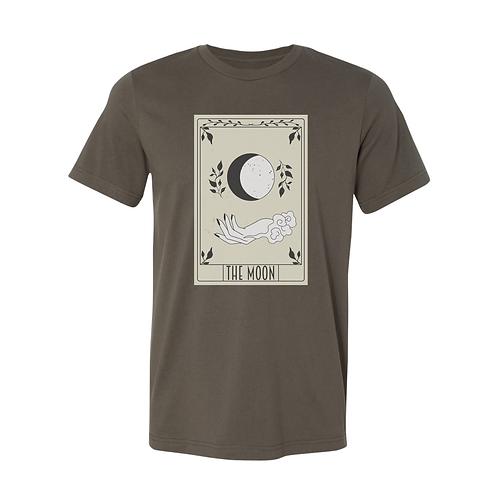 The Moon Card Tee