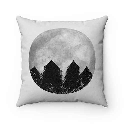 Lunar Globe Pillow