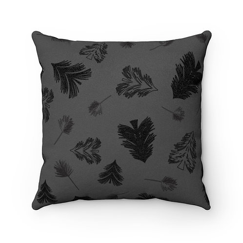 Dark Pines Pillow