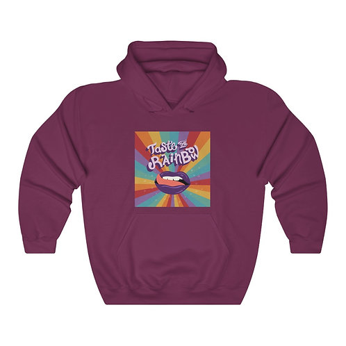 Taste the Rainbow Pullover Hoodie
