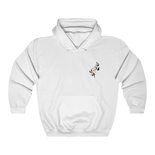 Witch Hand Accent Hoodie
