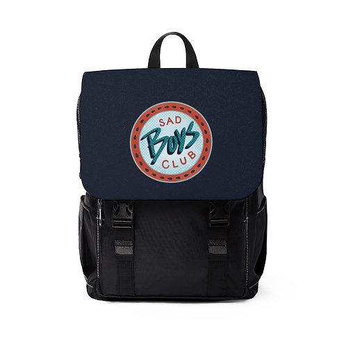 Sad Boys Club Shoulder Backpack