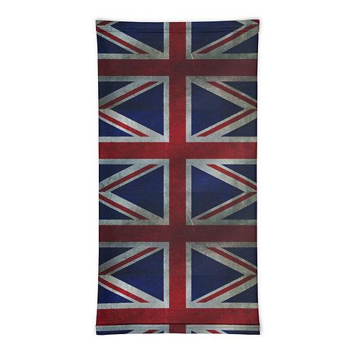 Grunge Union Jack Flag Gaiter