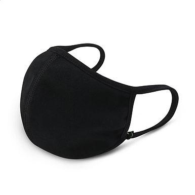 Black Face Mask 3-Pack