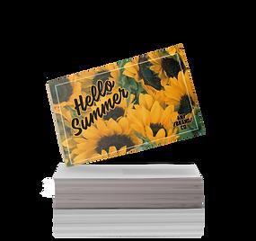 Postcard - Premium