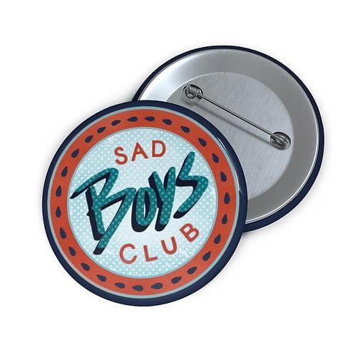 Sad Boys Club Color Pin Buttons