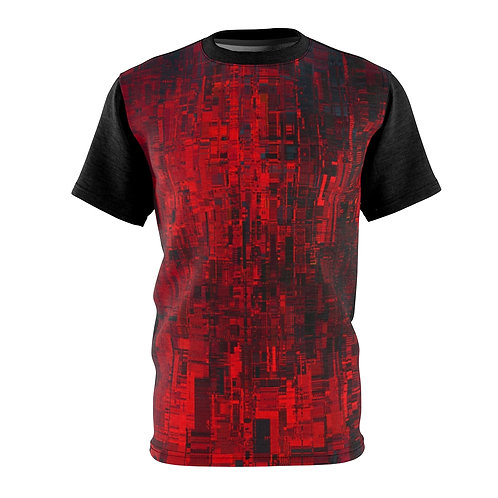 Red Cyberpunk Tee
