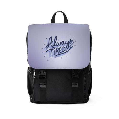 Always Tired Shoulder Backpack